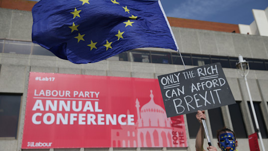 Labour Members Boo And Shout 'Shame' Amid Row Over Brexit Vote