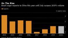 Port Logjam in Brazil Marks China's Return to Sugar Market