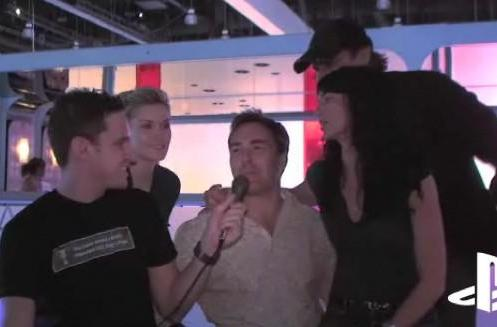 Nolan North discusses being the voice of Nathan Drake