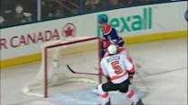 Taylor Hall strikes 32 seconds in