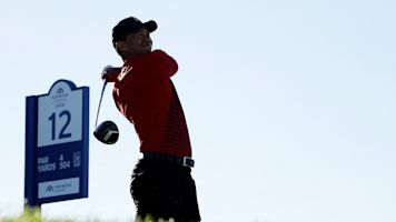 Sure bet? Tiger favored at Torrey Pines