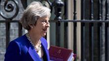 Davis 'tells May customs plan is unworkable' on eve of crunch Brexit meeting