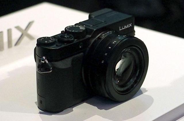 Panasonic's LX100 makes huge compact leap with 4K video, MFT sensor