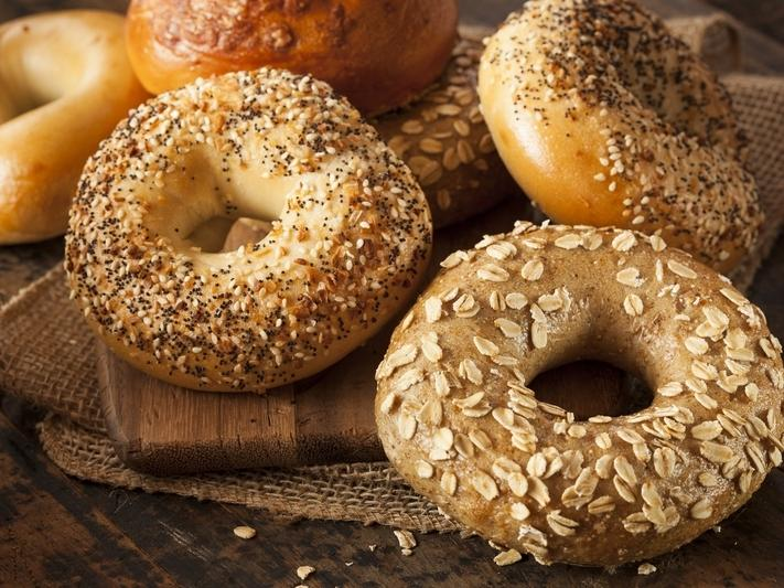 Lenny's Bagels opened on East Putnam Avenue in the Cos Cob area of Greenwich in early October 2020.