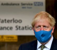 UK's Johnson to levy 10,000 pound fine on COVID-19 rule-breakers
