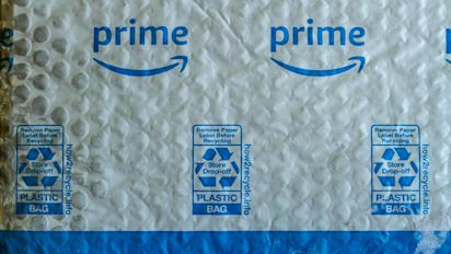 Amazon 'reckless' for non-recyclable packaging