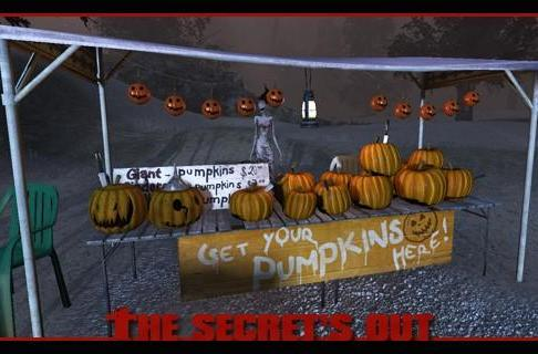 The Stream Team: Introducing The Secret World's Jack-o-Lantern and scenarios