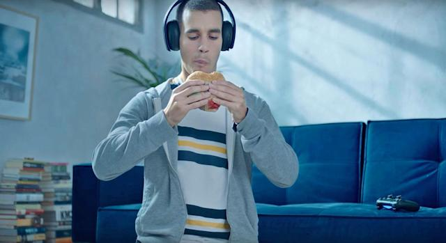 Burger Clan and the weird history of awkward video game promos