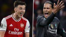 'Tierney is like Van Dijk, he smells danger' – Strachan lauds 'lunatic mentality' of Arsenal defender