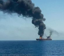 US seeks to 'build international consensus' blaming Iran for tanker attacks