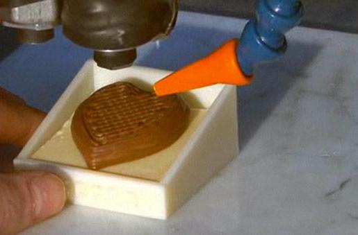 Too late for Easter: Chocolate printer to hit eBay in April, cost $4,000