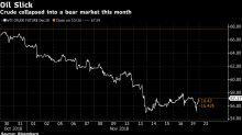 S&P 500 cae en territorio de corrección por acciones energéticas
