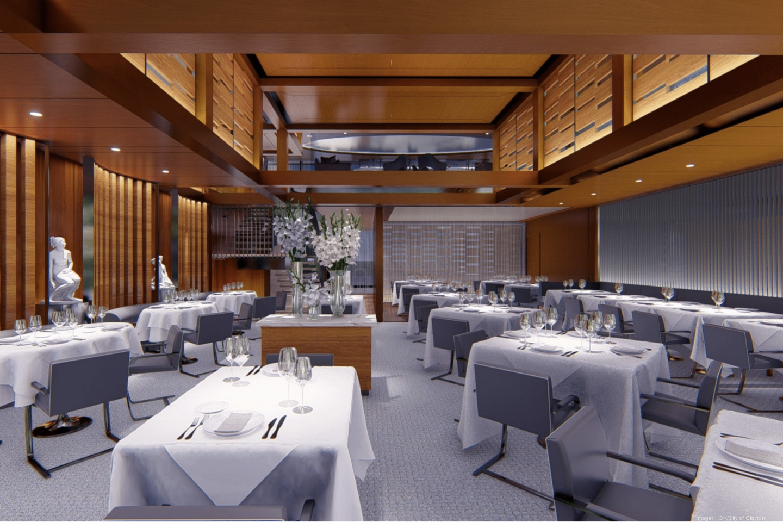 News post image: Fine dining restaurant Tony's plots new location