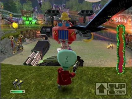 Death, Jr. 2 takes root on Wii