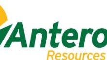 Antero Resources Announces Secondary Offering of Antero Midstream Partners LP Common Units