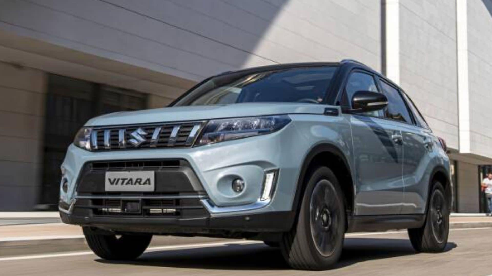 Suzuki Vitara e S-Cross con AllGrip Select disponibili con
