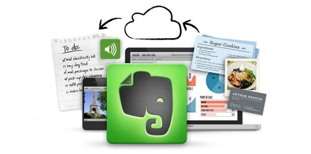 Evernote now syncs your documents four times faster