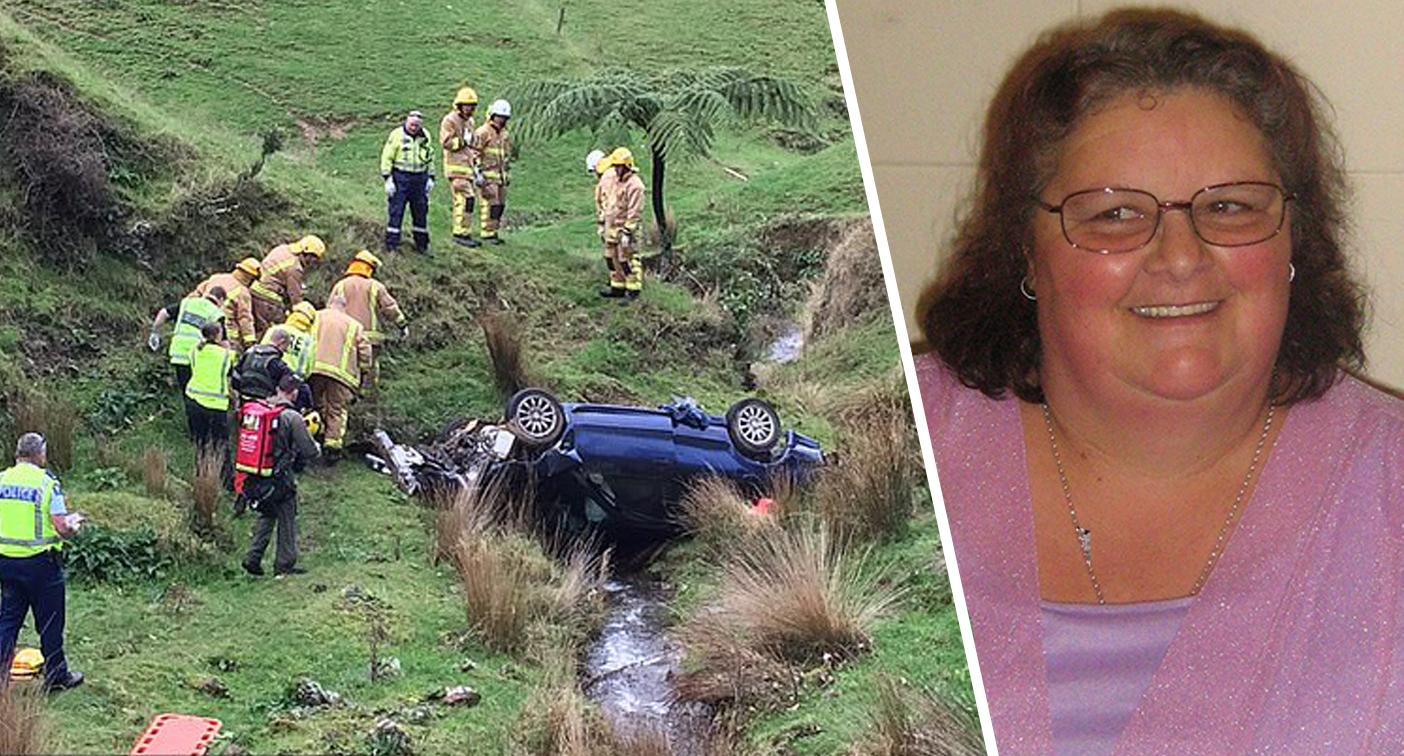Dog keeps New Zealand driver warm for three days after crash