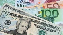 EUR/USD Price Forecast – Euro slams into trend line