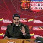 Maduro says 'not afraid of military combat' in Venezuela