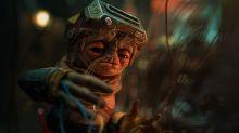 'Star Wars: The Rise of Skywalker': 'Droid hacker' character Babu Frik revealed