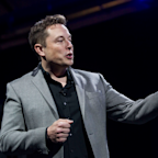 Elon Musk reveals that Tesla is building Model 3 cars in a giant tent outside its Fremont factory (TSLA)