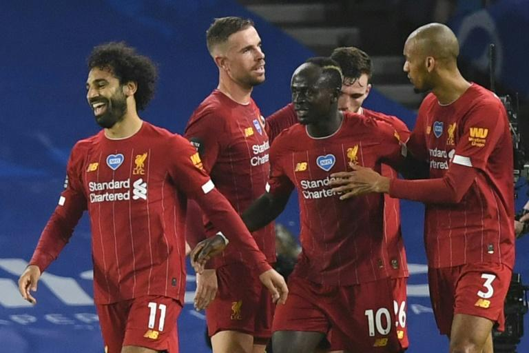 Liverpool lost just four matches in the past two Premier League seasons