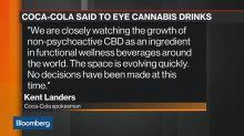 Coca-Cola Taking a Closer Look at Cannabis Market