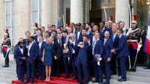 La impresionante celebración de Francia: París enloqueció con el triunfo en el Mundial