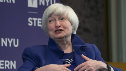 Yellen: It's 'dangerous' to let inflation drift lower