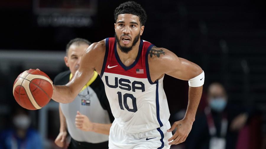 Watch live: USA vs. Australia in Olympic semis