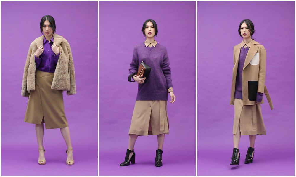 極簡女人的色彩解放:四色入主JOSEPH秋冬系列