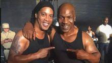 Encontro de lendas: filme estrelado por Ronaldinho Gaúcho, Mike Tyson e Van Damme ganha trailer