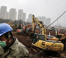 China Is Building a Hospital for Coronavirus Patients in Just Six Days. How?