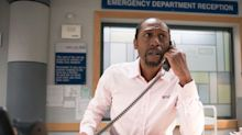 Casualty's Noel Garcia makes a mistake in final episode before break