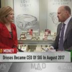 Signet Jewelers CEO on competitive advantage: Over 90% of...