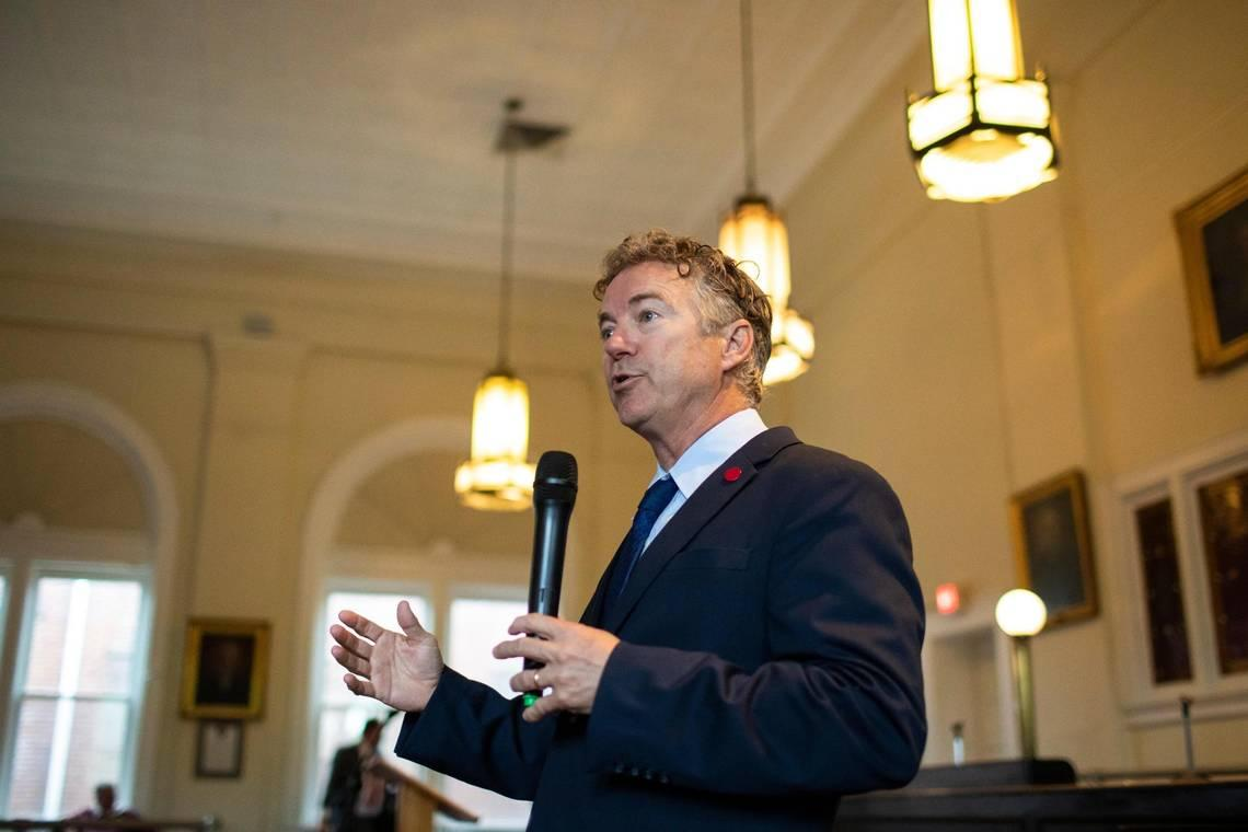 Letters to the Editor: Rand Paul a 'blight' on medicine. Where are the nurses in Frankfort?