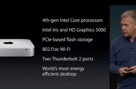 Apple updates the Mac mini line with improved hardware, $499 starting price tag