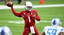 Cardinals favored in Week 12 on the road vs. Patriots