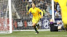 Kerr grateful to Matildas teammates