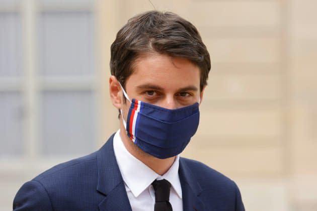 """Covid-19: pour Gabriel Attal, Emmanuel Macron """"a eu raison"""" avec sa stratégie sanitaire"""