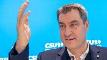 Söder: «Ohne die CSU kann keiner Kanzlerkandidat werden»