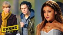Ariana Grande On-Set Demands, Taylor Swift & Harry Styles Back Together? - Rumor