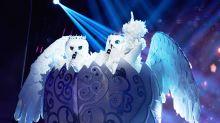 Whooooo is it? 'Masked Singer' Snow Owls revealed as married lovebirds
