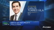 Telefonica stake has no impact on our capital position: B...