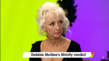 Debbie McGee: 'I'm not jealous of Giovanni and Ashley kiss rumours'