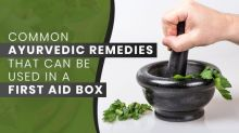 World First Aid Day 2020: Common Ayurvedic Remedies That Can Be Used In A First Aid Box