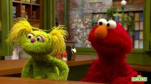 'Sesame Street' muppet Karli reveals her mother is struggling with addiction