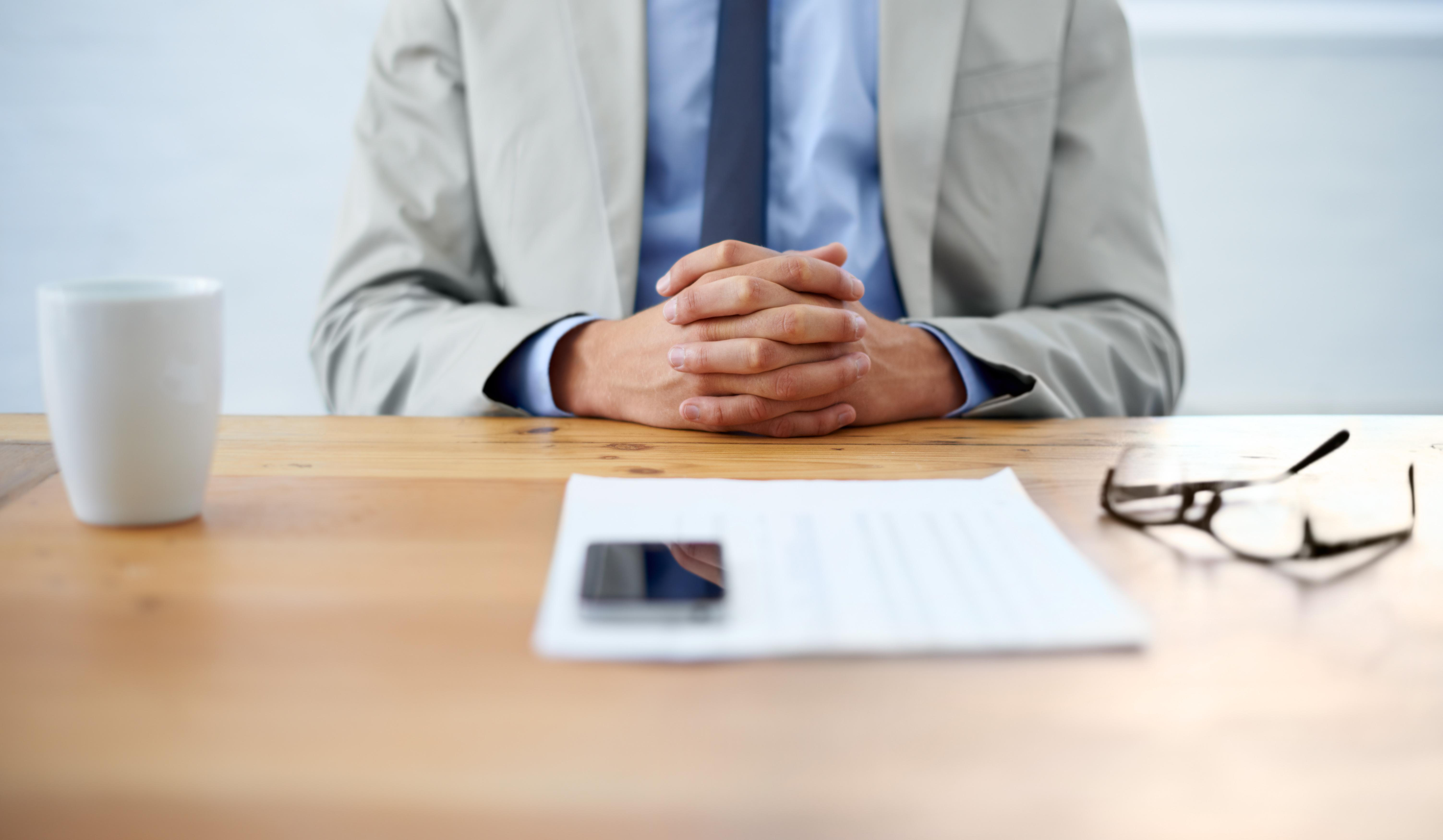 5 Ways to flub a job interview forecasting