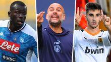 Quem são os jogadores na mira de Guardiola para a próxima temporada do Man City?